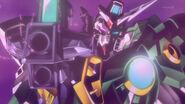 Wing Gundam Fenice PV Close-up