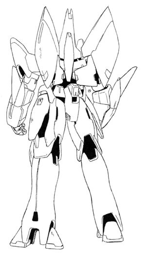 OZ-12SMS Taurus Back View Lineart