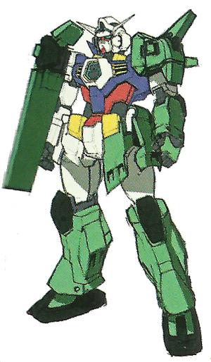 AGE-1 Gradas - Front