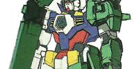 Gundam AGE-1 Gradas
