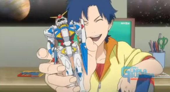 File:Haru finishes building Beginning Gundam.jpg