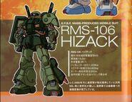 RMS-106 Hizack - SpecTechDetailDesign
