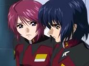 Athrun and Luna