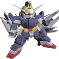 Unit as gundam age-1 full gransa