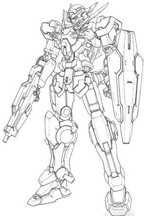 GNY-001B - Black Gundam Astraea