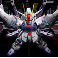 Unit ss freedom gundam (meteor)