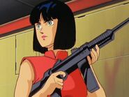 Judau in drag