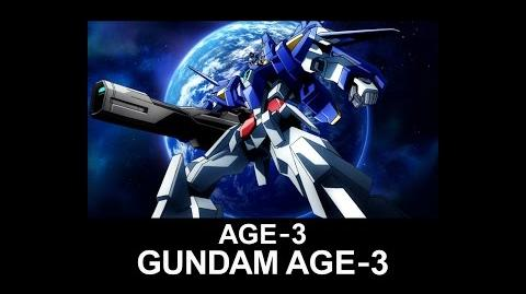 MSAG25 AGE-3 (from Mobile Suit Gundam AGE)