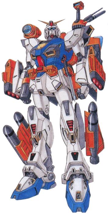 File:F90M Gundam F90 Marine Type - Front View.jpg