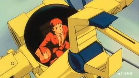426 Medd (from Mobile Suit Gundam Char's Counterattack)