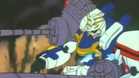 438 Grand Gundam (from Mobile Fighter G Gundam)