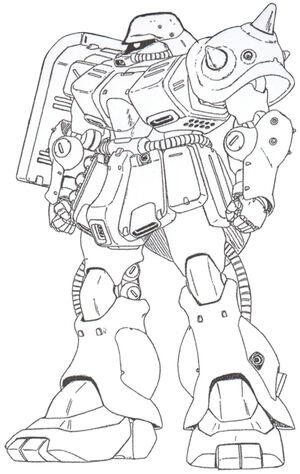 Ms-06fz-b-type