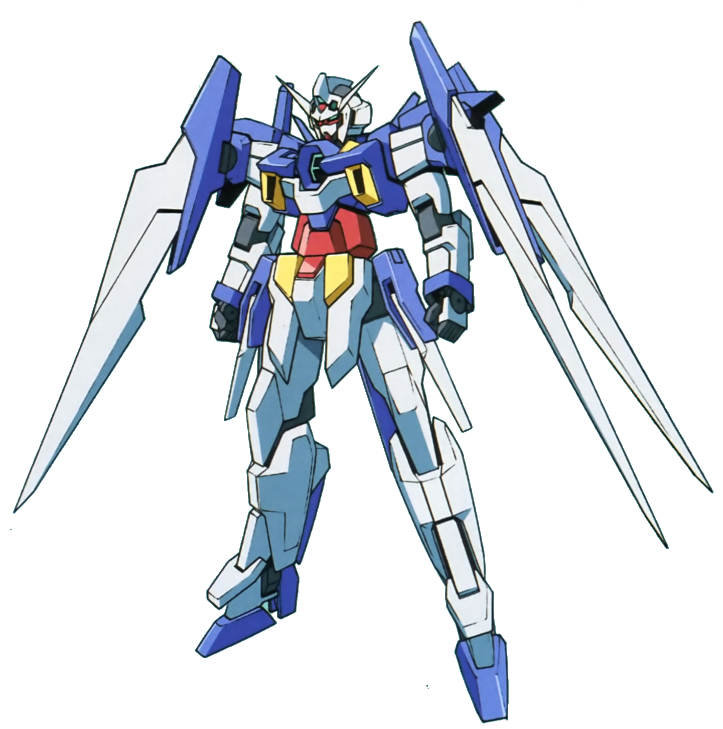 Gundam Build Fighters Saison  Mecha