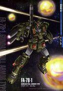 Full Armor Gundam GPF