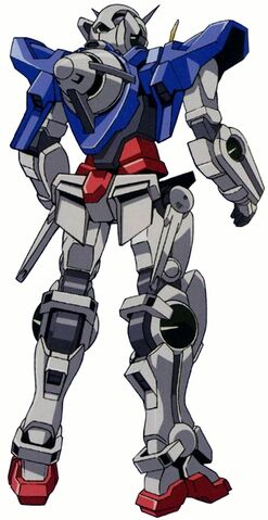 File:GN-001REII - Gundam Exia Repair II - Back View.jpg