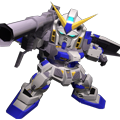 Unit a 4th gundam