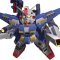 Unit s heavy full armor 7th gundam