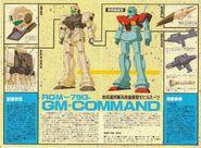 RGM79G GMCommand - ManualScan