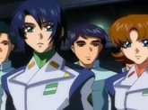Athrun and Miriallia