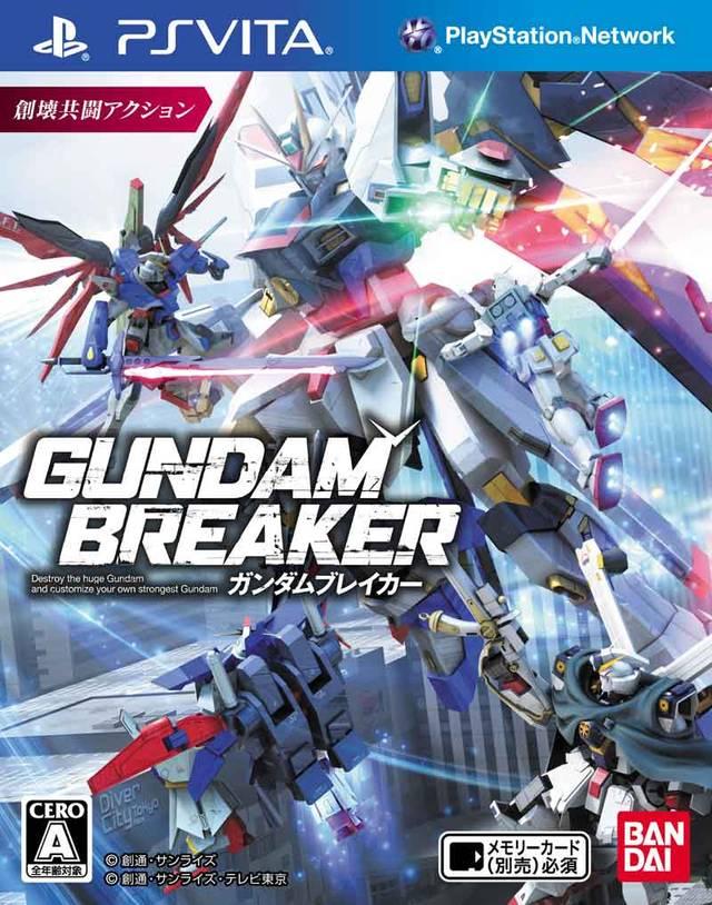 [Game] Gundam Breaker  - PS3 & PSVita Latest?cb=20140518060505