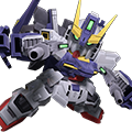 Unit as build gundam mk-ii