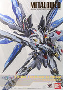 MetalBuild-StrikeFreedomGundam