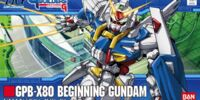 High Grade Gunpla Builders
