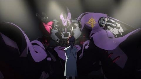 MOBILE SUIT GUNDAM UNICORN RE 0096-Episode 10 FROM THE SCORCHING EARTH (ENG sub)