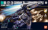 HGUC RX-121-2A Gundam TR-1 Advanced Hazel