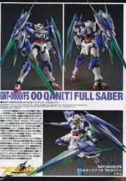 HG - GNT-0000FS - 00 QanT Full Saber