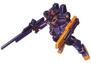 RGM-79SR high mobility