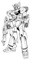 Μ Gundam 1