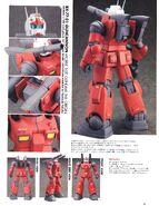 MG RX-77-01 Guncannon Conversion Kit 3