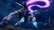 NK-13J Denial Gundam (Burning Burst) - Beam Sword (4)