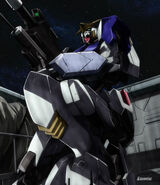 ASW-G-08 Gundam Barbatos (2nd Form) (Episode 05) Close Up (1)