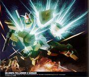 GN-000FA Full-Armor 0 Gundam