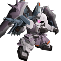 Unit br blaze zaku phantom rey za burrel colours
