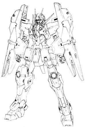 GNY-002B - Black Gundam Sadalsuud
