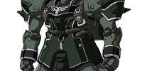 AMS-129 Geara Zulu (Guards Type)