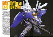 MSA-0011Ex-S Gundam