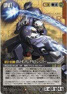 GF13-013NR - Bolt Gundam - Gundam War Card