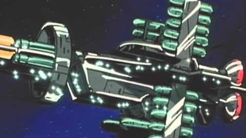 323 MS-14 Gelgoog (from Mobile Suit Zeta Gundam)