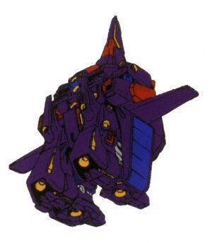 MRX-010(PSYCO GUNDAM MK-II) variation