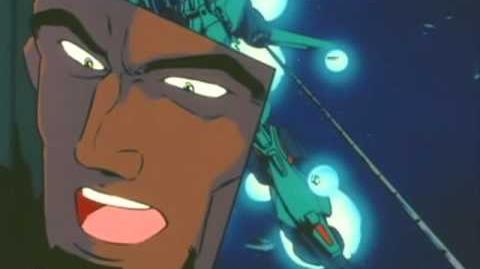 193 AMX-014 Dooben Wolf (from Mobile Suit Gundam ZZ)