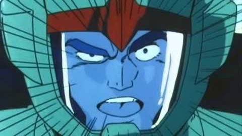 401 AMX-008 Ga-Zowmn (from Mobile Suit Gundam ZZ)