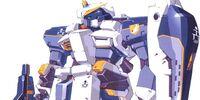 RX-121 Gundam TR-1 [Hazel] Full Armor Form