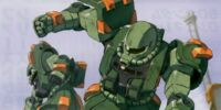 MS-06T Zaku Trainer Type