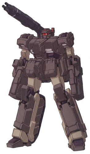 Front (Mega Machine Cannon Type)