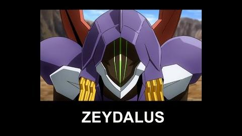 MSAG23 ZEYDALUS (from Mobile Suit Gundam AGE)