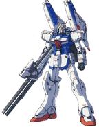 V-Dash Gundam - Ver Ka